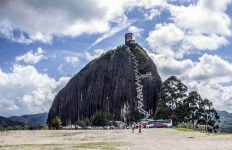 In Colombia, gli scalini verso il cielo