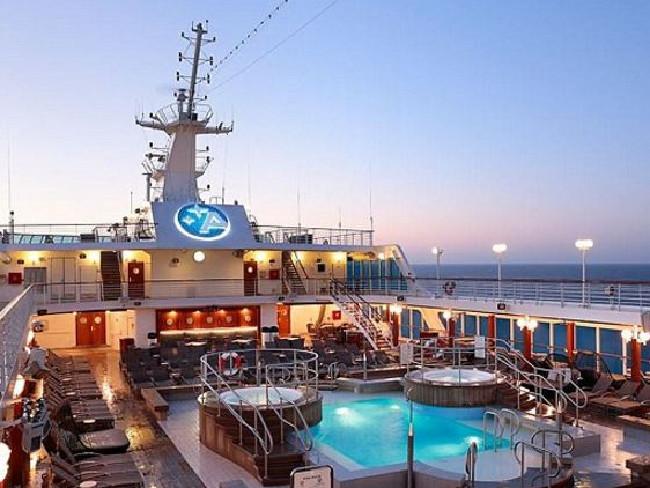 desire cruise