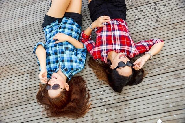friends-girls