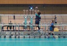 volleyball robot