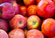 mele pomodori