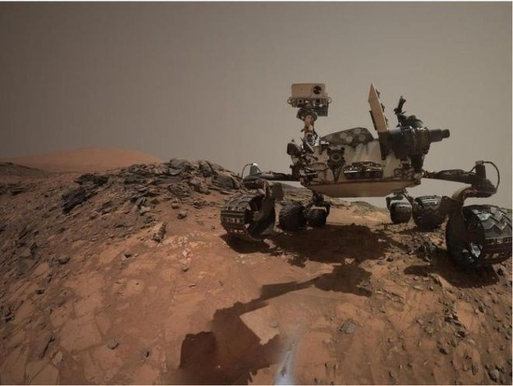 Il rover Curiosity della NASA completa 2.000 giorni di missione sulla superficie di Marte