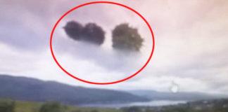 """Google Maps: enormi """"formazioni aliene"""" avvistate sulle montagne della Scozia"""