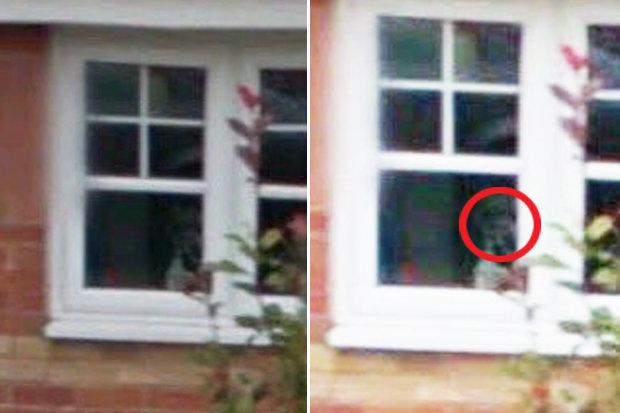 Fantasmi su Google Maps: donna terrorizzata ne scopre uno alla finestra di casa sua