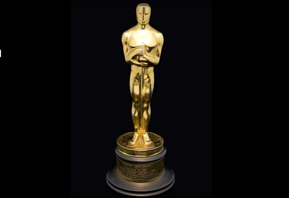 I telescopi della NASA e le statuette degli Oscar sono fatti dello stesso materiale
