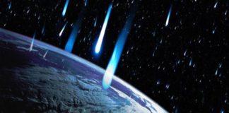 Il Giorno della Terra si celebra con una pioggia di meteoriti