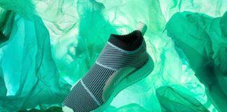 Adidas, vendute 1 milione di paia di scarpe realizzate in plastica oceanica