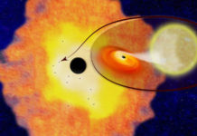 Buchi neri al centro della galassia: sono una dozzina e tutti da scoprire