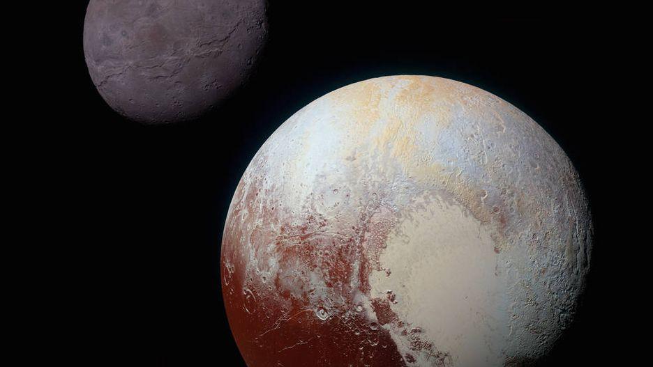 Crisi d'identità: Plutone ora sarebbe un enorme insieme di comete