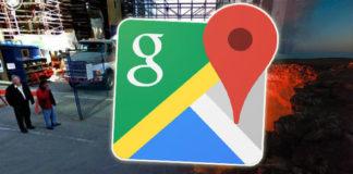 Google Maps, il mistero della voragine su una strada per molti è la Porta per l'Inferno