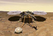 La NASA lancia con successo la missione InSight che studierà l'origine dei terremoti su Marte