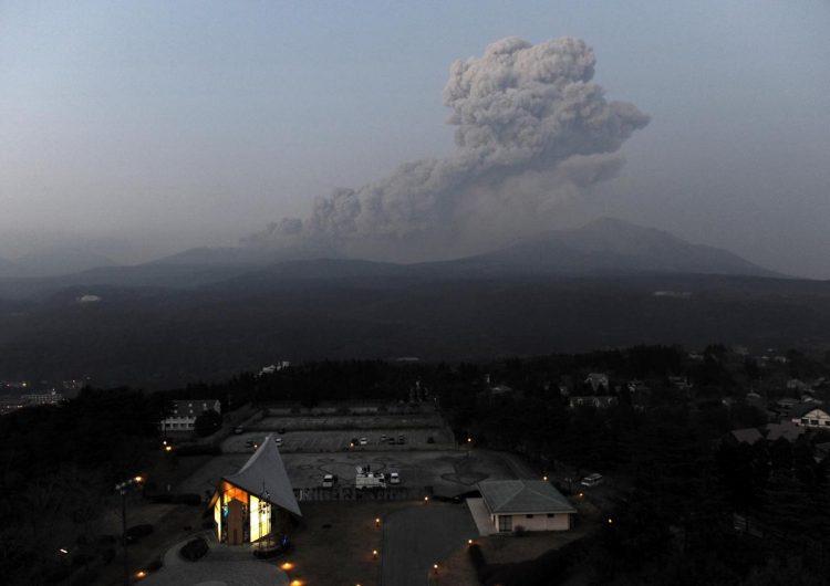 L'eruzione di Kilauea: altri cinque vulcani che potrebbero esplodere