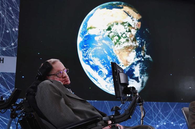 L'ultima teoria di Hawking sull'origine dell'Universo ha rivelato