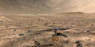 La NASA invierà il primo elicottero su Marte nel 2020