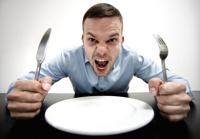 Perché ci arrabbiamo quando abbiamo fame?