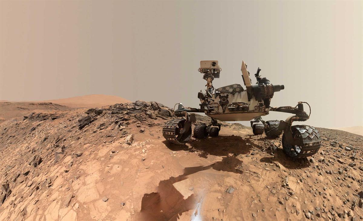 Su Marte rilevata la materia organica più complessa mai trovata prima