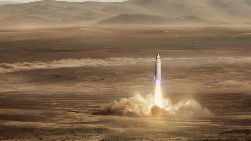 """Marte: la riproduzione potrebbe portare a """"un nuovo tipo di specie umana"""""""