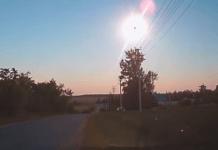 Una grande meteora illumina il cielo della Russia [VIDEO]