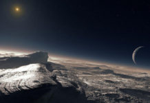 Plutone, gli scienziati scoprono dune di metano congelato sulla sua superficie