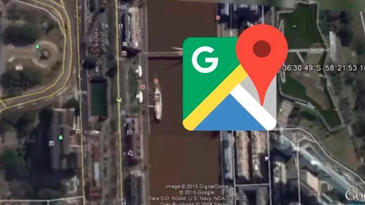 Google Maps: UFO scoperto nella capitale argentina e le immagini sono subito virali