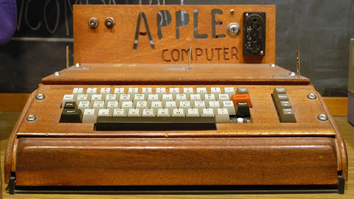 All'asta il computer funzionale Apple-1 per 255 mila euro