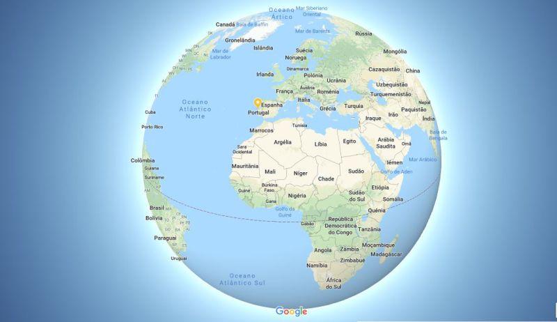 google-maps-terra-piatta