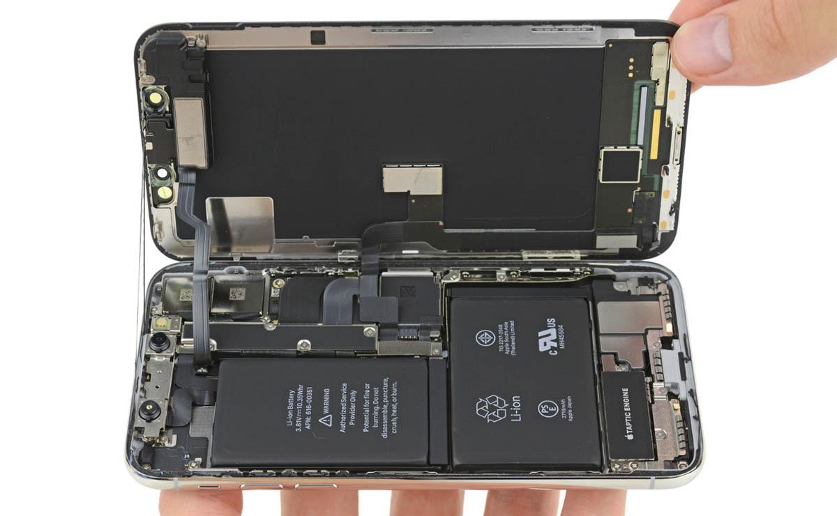 iPhone xs apple teardwon