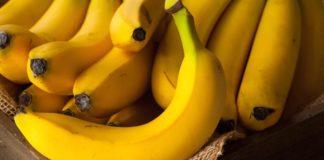 banana radiazioni