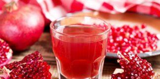 dieta antiossidante melograno