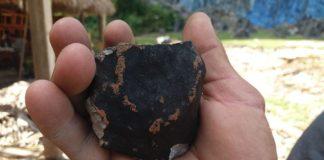 Meteorite-cubano