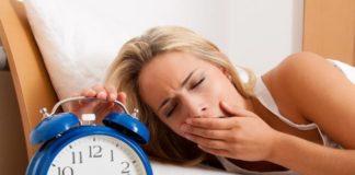 routine del sonno