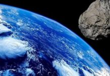asteroide di halloween