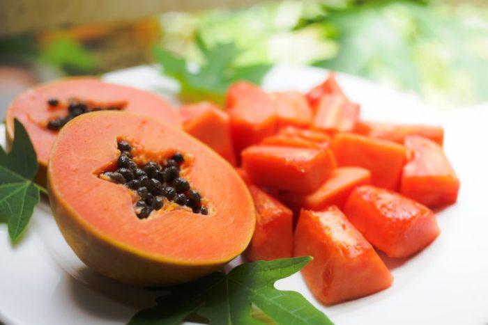 papaia-salute