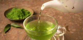 chá-verde