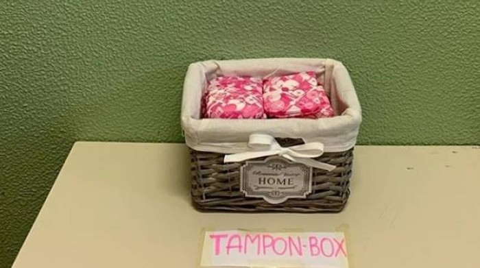 tampon box liceo erba