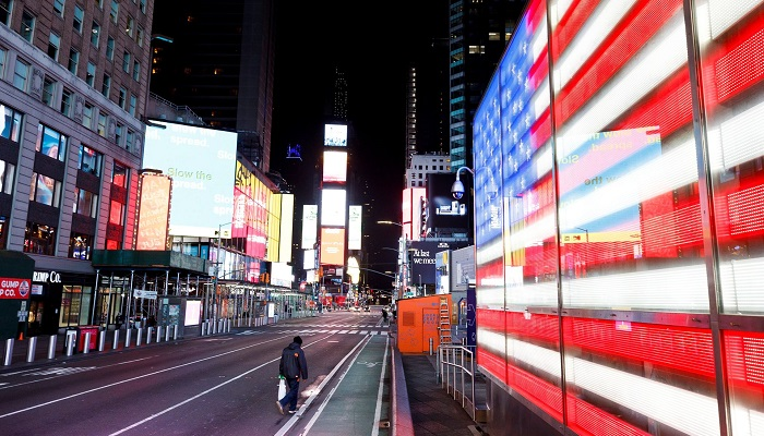 Coronavirus: New York, una città quasi in ginocchio